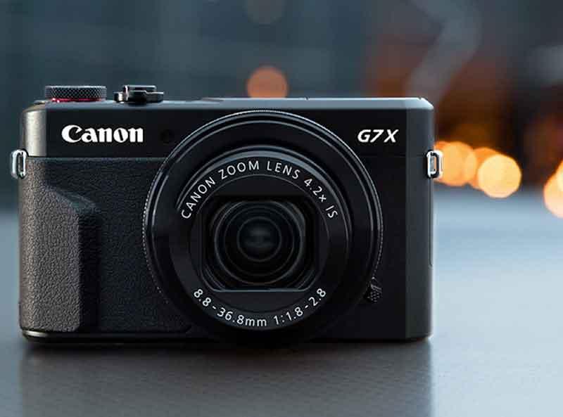 canon g7 - ¿Qué es una cámara réflex digital de lente único?